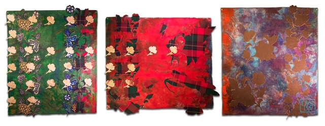triptych for HomeMade show (final version)