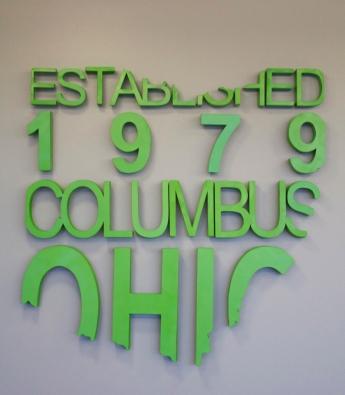 Alex Conrad wall sculpture 1