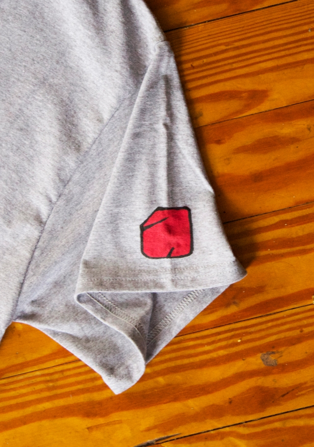 Alex Conrad T-shirt 1 detail
