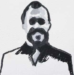 Alex Conrad portrait of F 1
