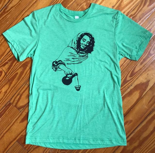 Alex Conrad coffee t-shirt 1