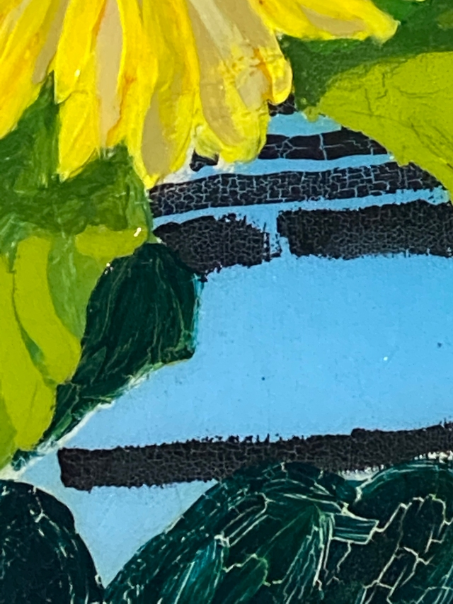 Sunflower Life Cycle detail 1